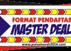 Cara Daftar Master Dealer Market Pulsa
