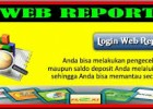 Login Web Report Market Pulsa