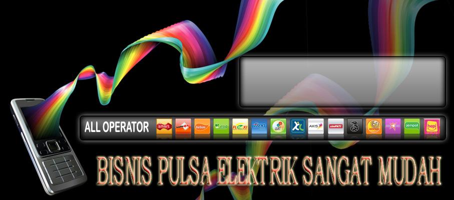 Pulsa Elektrik Murah Banjar