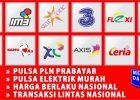 Pulsa Elektrik Murah Sumatera