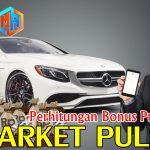 Perhitungan Bonus Komisi Market Pulsa